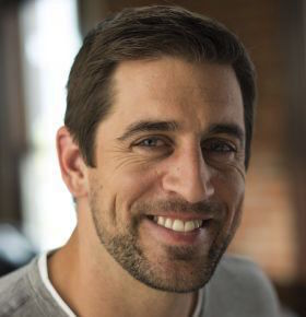Sports Speaker Aaron Rodgers
