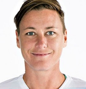 sports speaker Abby Wambach, Abby Wambach for hire, Abby Wambach agent