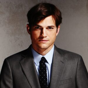 Ashton Kutcher Profile Picture