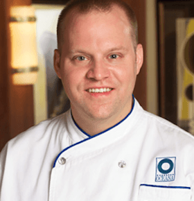 celebrity chef speaker ben pollinger