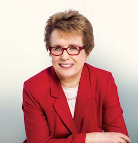 Billie Jean King Sports Speaker
