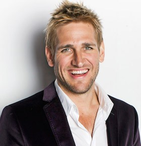 Celebrity Chef Speaker Curtis Stone