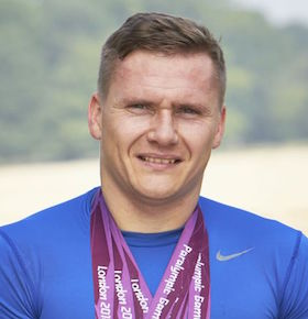 David Weir motivational speaker