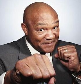 sports speaker george foreman