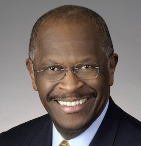 Herman Cain business speaker
