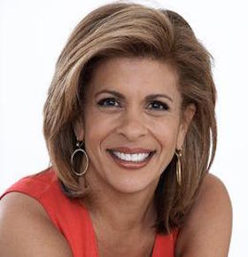 celebrity journalist speaker hoda kotb