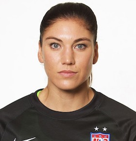 olympic speaker hope solo