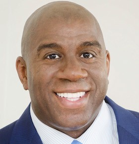 sports speaker magic johnson
