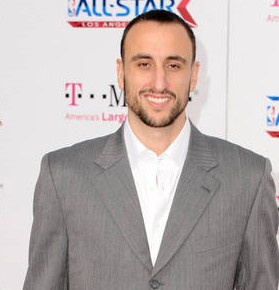 celebrity olympic speaker Manu Ginobili