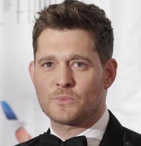 celebrity speaker Michael Buble