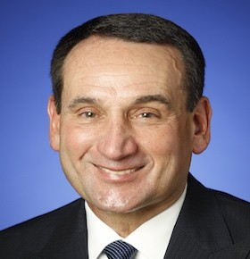 sports speaker mike krzyzewski