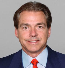 sports speaker nick saban
