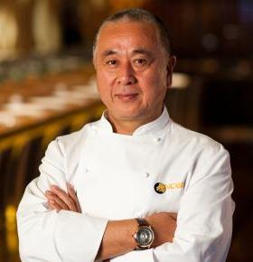 celebrity chef speaker nobuyuki matsuhisa