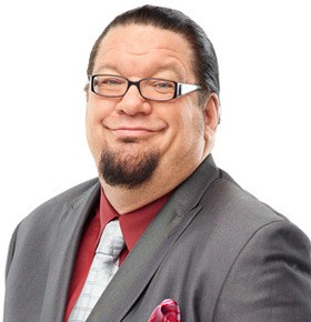 reality tv speaker Penn Jillette