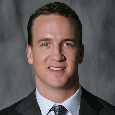 Book or Hire Celebrity Speaker Peyton Manning
