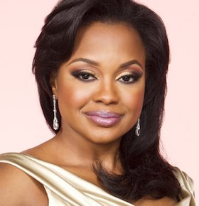 reality tv speaker phaedra parks