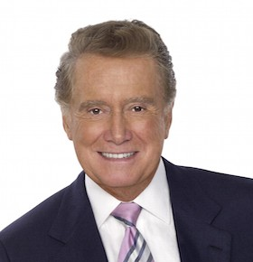 Regis Philbin Celebrity speaker