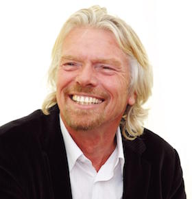 celebrity speaker richard branson