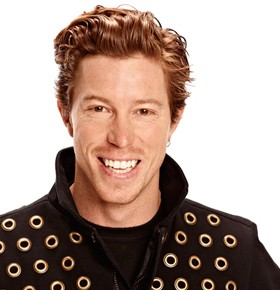 sports speaker shaun white