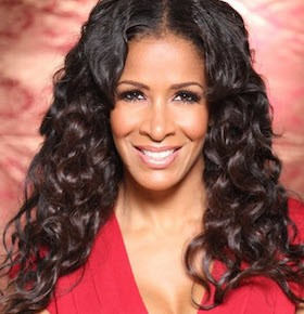 reality tv speaker Sheree Whitfield