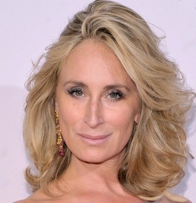 reality tv speaker sonja morgan