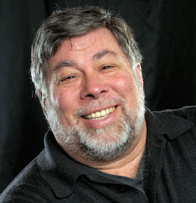 Steve Wozniak Business Speaker