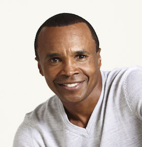 sports speaker sugar ray leonard
