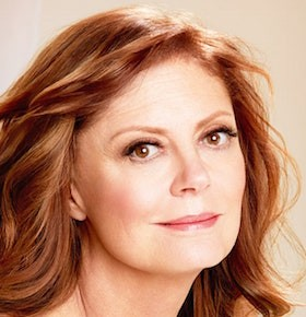 Susan Sarandon celebrity speaker