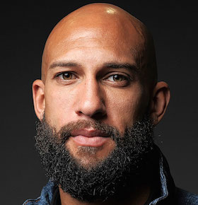 Tim Howard sports speaker