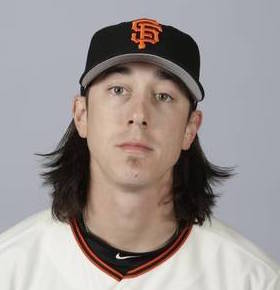 Tim Lincecum sports speaker