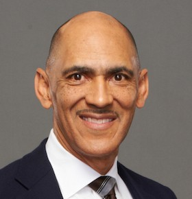 hire tony dungy