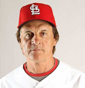 Sports Speaker Tony La Russa