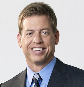 sports speaker troy aikman