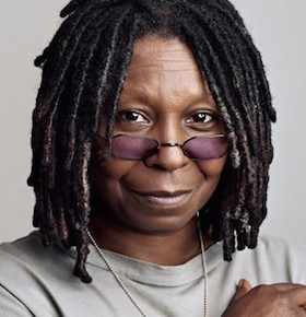 Whoopi Goldberg celebrity speaker