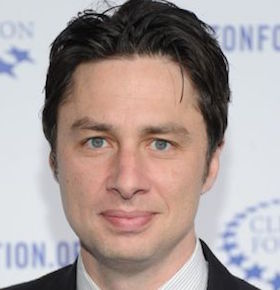 Zach Braff Celebrity speaker