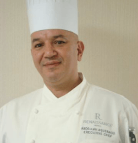 celebrity chef speaker abdellah aguenaou