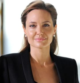 celebrity speaker angelina jolie