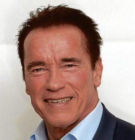 celebrity speaker arnold schwarzenegger