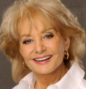 celebrity speaker barbara walters