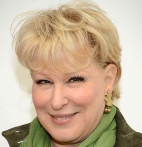 celebrity speaker bette midler