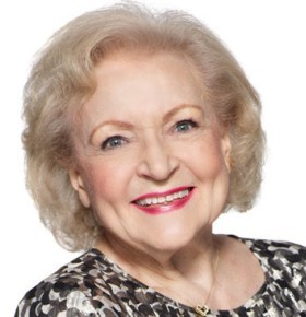 celebrity speaker betty white