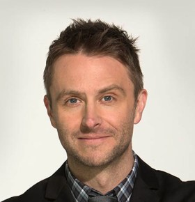 celebrity speaker chris hardwick