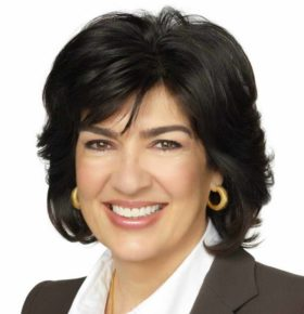 Celebrity Speaker Christiane Amanpour