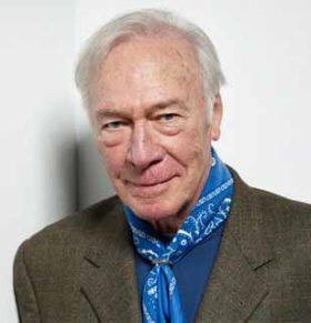 Celebrity Speaker Christopher Plummer