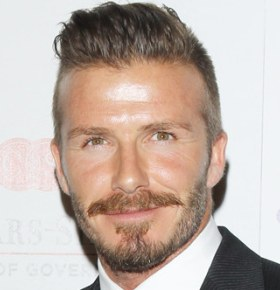 sports speaker david beckham