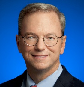 business speaker eric schmidt