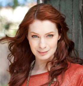 Social Media Speaker Felicia Day