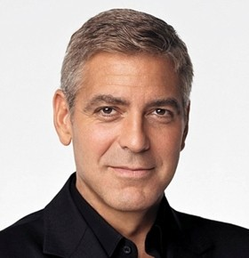 celebrity speaker george clooney