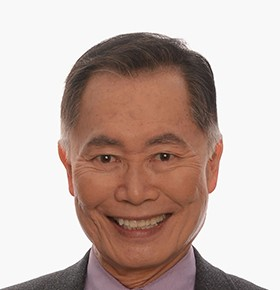 celebrity speaker george takei
