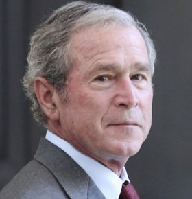 political speaker george w bush